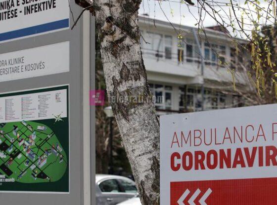 klinika infektive rastet me Koronavirus Covid19 foto Ridvan Slivova 6 780x439 11 560x416 - COVID-19 në Kosovë, ja rastet e 24 orëve të fundit