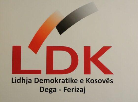 195525599 554226589090862 408653772170082078 n 870x5221 1 560x416 - LDK nis procesin e zgjedhjes së kandidatit për kryetar të Ferizajt, zyrtarizimi në fund të qershorit
