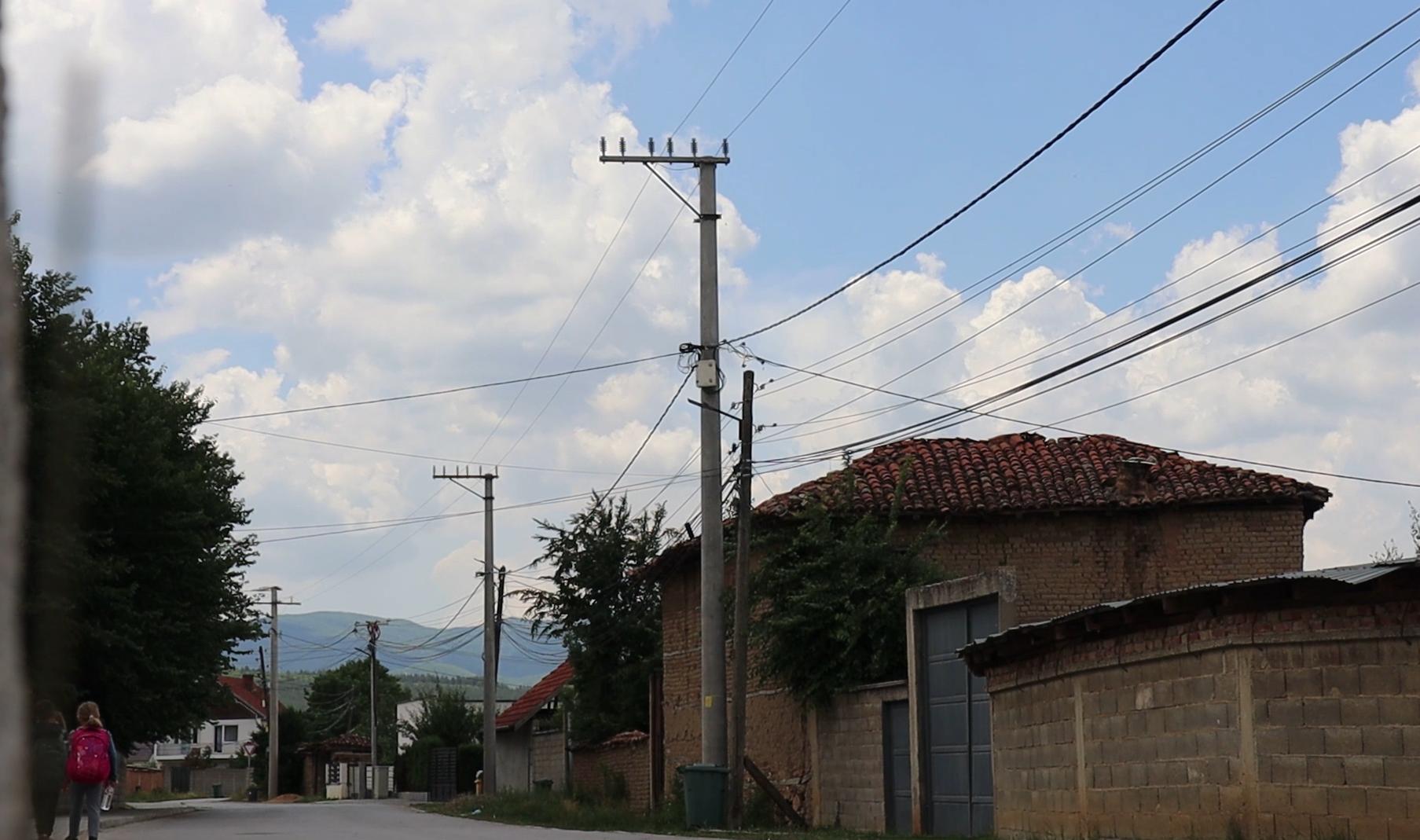 Koshare Ferizaj KEDS1 - Kosharja e Ferizajt po bëhet me rrjet elektrik komplet të ri