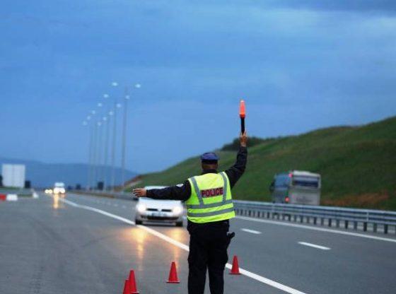 policia 21 560x416 - Aksidentet në rritje, policia me task-forcë speciale gjatë verës