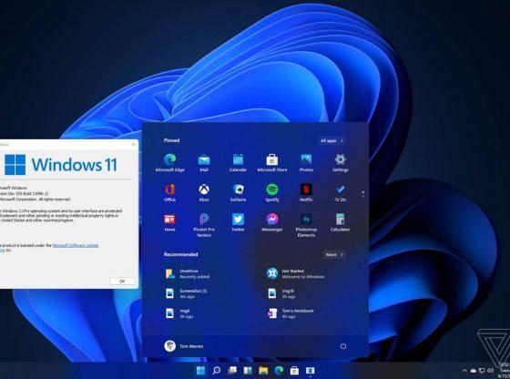 windows11.151 560x416 - Zbulohen karakterisitikat e Windows 11/ Ja risitë