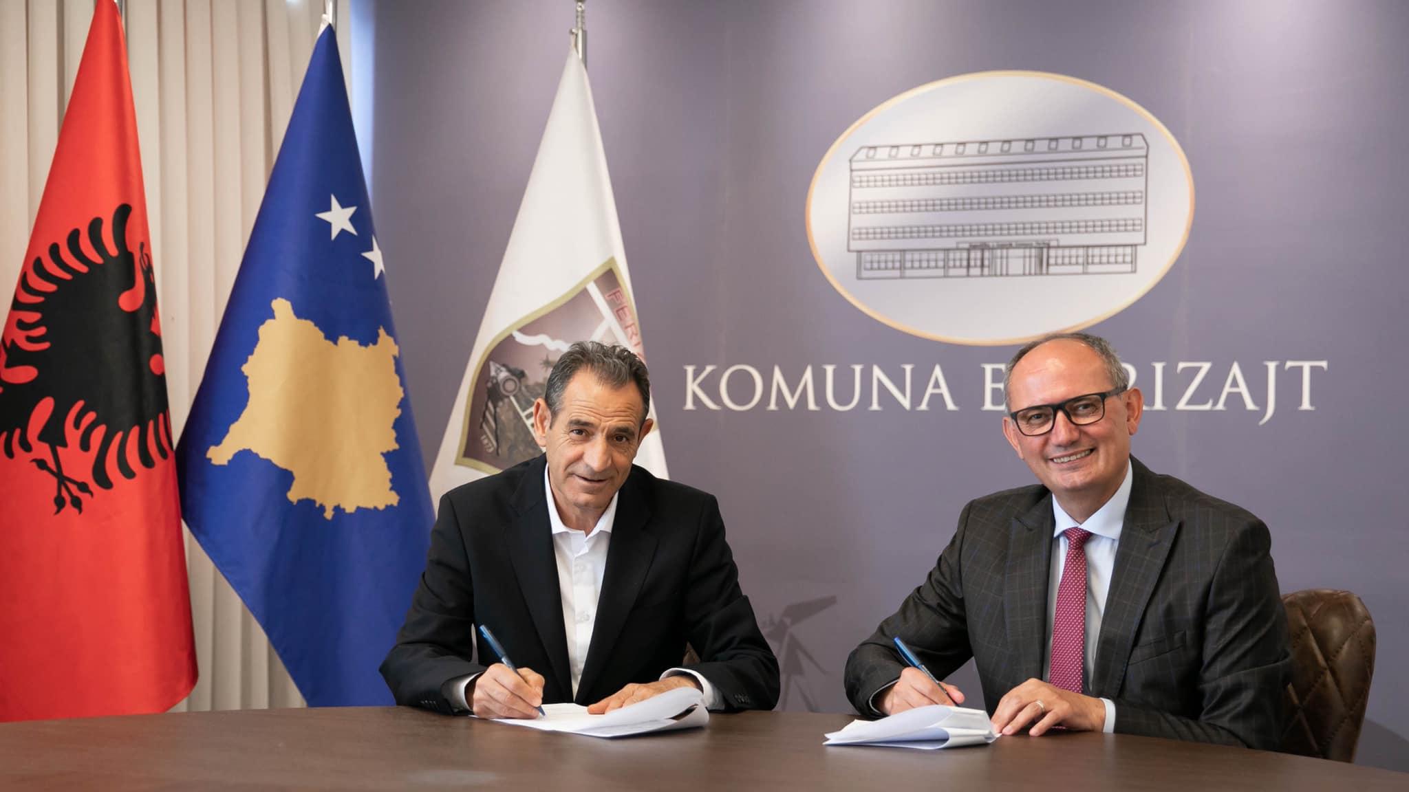 207176908 4442350299149721 9149060198569233127 n - Ferizaj me investim mbi 5 milionë euro në energjetikë – së shpejti me Nënstacion 110 kV