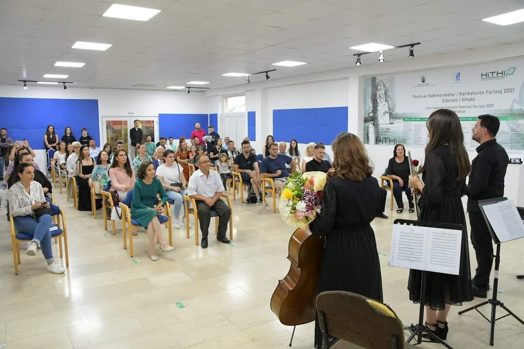 FB IMG 162534310300211 - Trio Mosso mban koncert ne Ferizaj
