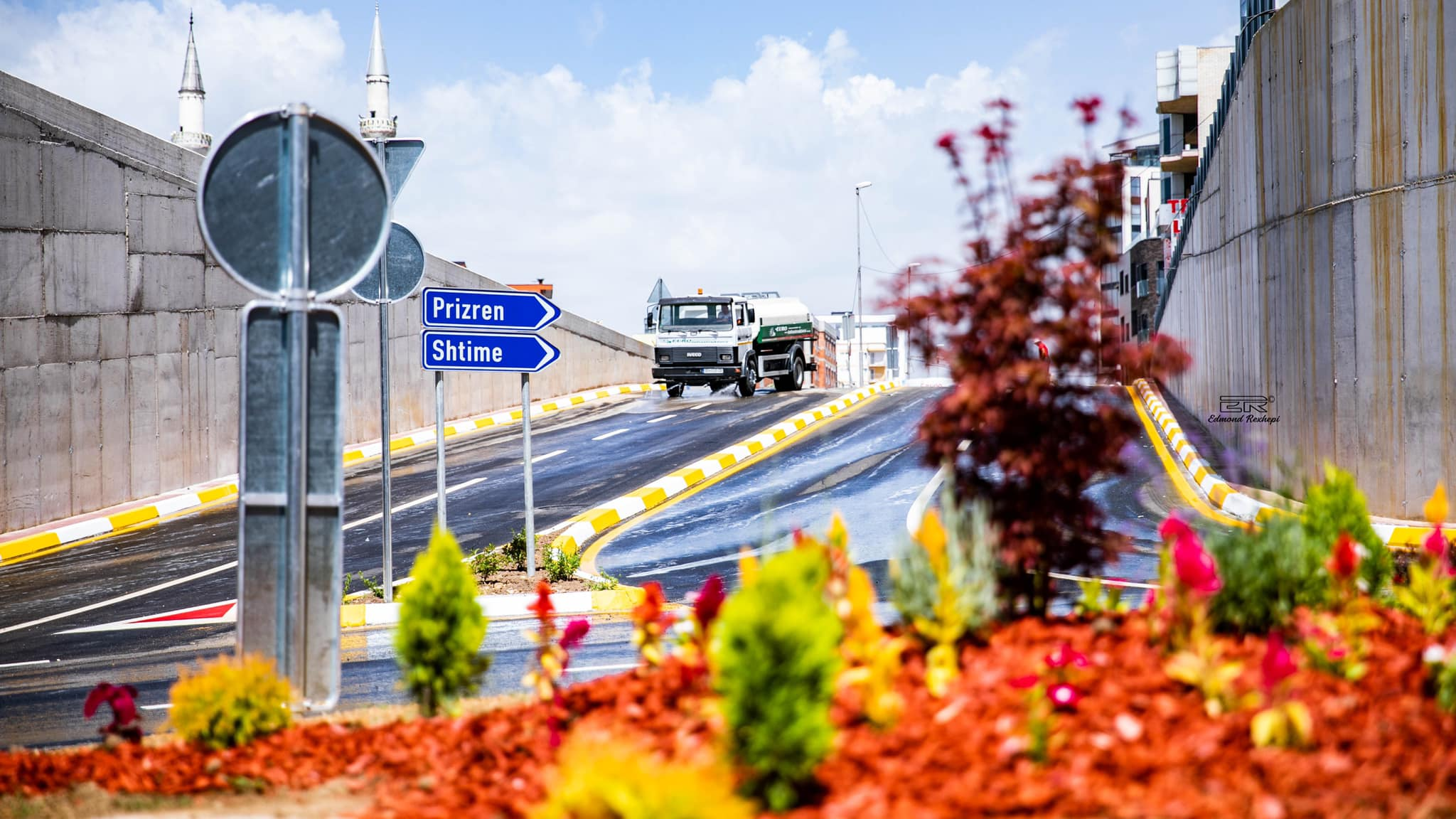 ferizaj 21 - Nuk është në Zvicër por në Ferizaj: Publikohen pamjet nga 'Bashkimi i Qytetit'