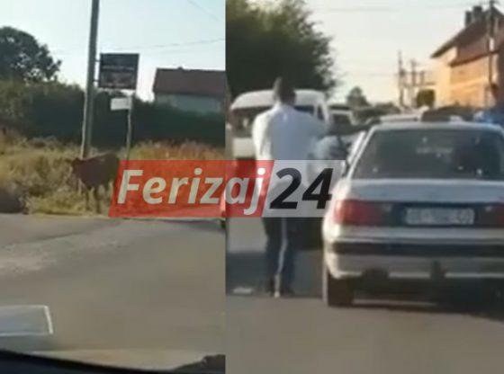 """ferizaj24 560x416 - Ferizaj/ E godet lopën me """"BMW"""", dy pronarët hasin në mosmarrëveshje"""