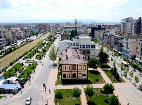 ferizaj551 560x416 - Shpërthim në një lokal në Ferizaj, policia jep detajet e fundit