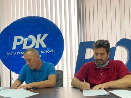 pdk ferizaj 800x4501 1 560x416 - PDK në Ferizaj me fushatë ekologjike për ta parandaluar përhapjen e virusit, ky është vendimi që kanë marrë